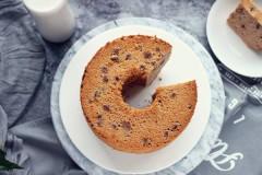 红豆薄纱蛋糕
