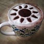花式卡布奇诺咖啡