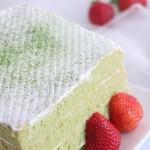 青汁蛋糕#美的早安豆浆机#