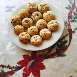 蔓越莓麻薯