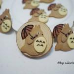 龙猫饼干#我的烘焙不将就#
