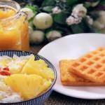 電飯煲菠蘿飯+菠蘿醬