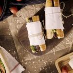 5分钟搞定三款减脂便携三明治