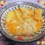 西红柿汤面