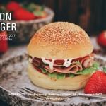 培根汉堡#博世红钻家厨#