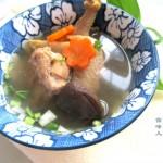 香菇母雞湯