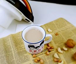核桃腰果花生糊#美的早安豆浆机#