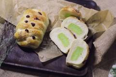 蛋糕夹心面包