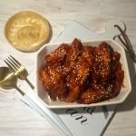 韩式炸鸡#樱花味道#