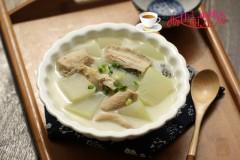冬瓜财鱼汤
