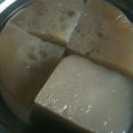 自制魔芋豆腐