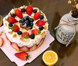 草莓奶酪蛋糕