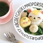 宝宝春季补铁时 美味菠菜肉丸汤
