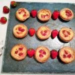 草莓蛋挞#樱花味道#