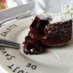 巧克务熔岩蛋糕