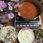 番茄火锅锅底
