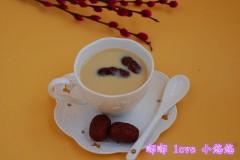 生姜紅棗奶茶