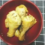 肉食美学——简易版电饭煲焗鸡腿