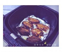 空气炸锅鸡翅