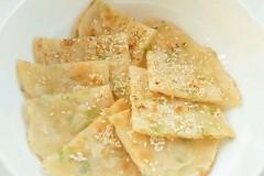饺子皮小饼