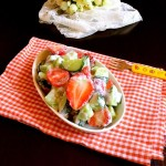 #春天不减肥,夏天肉堆堆#酸奶水果沙拉