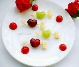 水果拼盘-一箭穿心