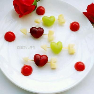 水果拼盤-一箭穿心