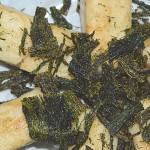 油煎海苔年糕条