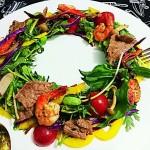 温暖沙拉Warm Salad花环
