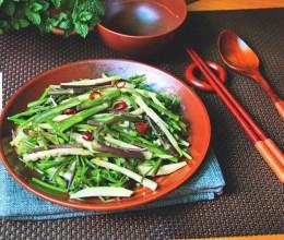 笋丝水芹菜