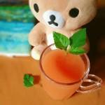鮮榨胡蘿卜蘋果汁