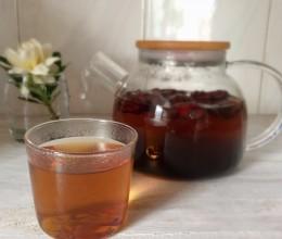 红糖姜红枣茶