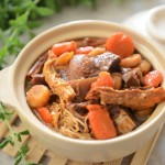 吃得有點飽-支竹羊肉煲