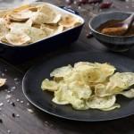 薯片两吃:两种方法,轻松在家做薯片!
