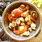 海鲜翅根锅