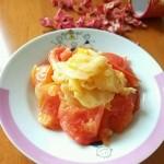 西红柿包菜#春天不减肥,夏天肉堆堆#