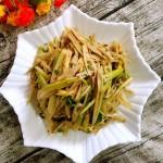 竹笋怎么做好吃--凉拌竹笋
