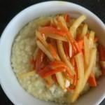红薯小米饭