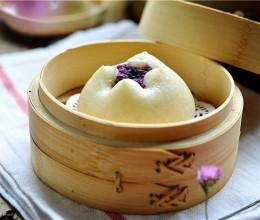 【紫薯开花馒头】——COUSS CF-6000发酵箱出品