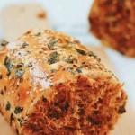 最适合春天郊游带的野餐美食——海苔肉松卷