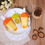 水果奶油雪糕