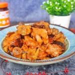 沙茶酱焖香菇鸡
