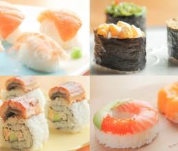 寿司的3+1种有爱做法「厨娘物语」
