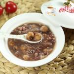 莲子红豆薏米银耳羹