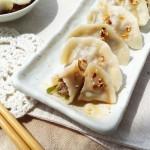 青椒牛肉水饺