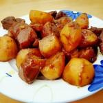 红烧肉/小土豆红烧肉