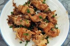 五花肉香菇卷