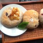 獨特冷藏發酵法——黑裸麥果干基礎面包(荻山和也面包改良)