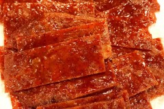 独家 | 自制蜜汁猪肉脯
