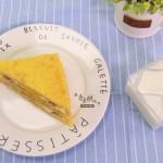 10分鐘的快手早餐——芝士火腿三明治